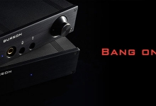 BURSON AUDIO RELEASES ULTRA-CUTE PRE AND POWER AMPLIFIER