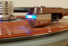 REVIEW: DS AUDIO DS-002 OPTICAL PHONO CARTRIDGE