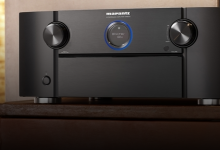 MARANTZ RELEASES EXCITING NEW SR8012 FLAGSHIP AV AMPLIFIER