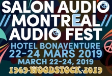 SALON AUDIO MONTREAL CELEBRATES 32 YEARS