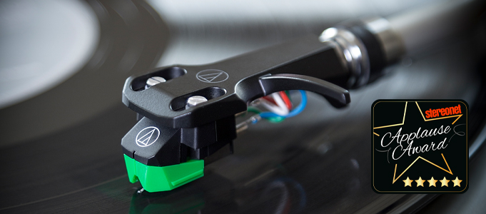 Audio-technica AT-VM95E Dual Moving Magnet Cartridge Review