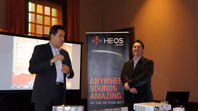 Michael Henriksen, CEO - Joe Salamanca, Brand Manager, Qualifi Australia