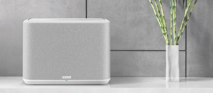Denon comes Home with new HEOS-enabled range of three speakers