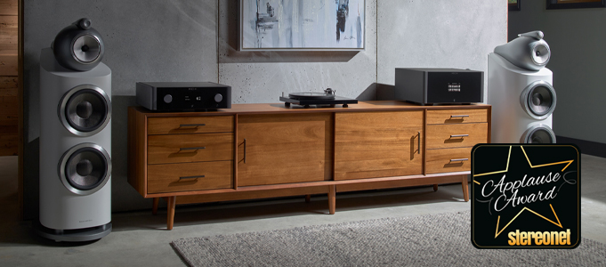 Rotel Michi P5 Preamplifier and S5 Stereo Amplifier Review