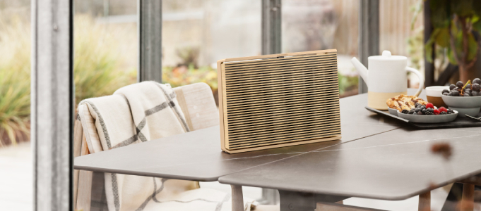 Bang & Olufsen Beosound Level Modular Portable Speaker Announced
