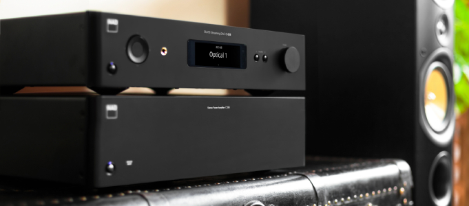 NAD Electronics C 298 Purifi Stereo Power Amplifier Announced