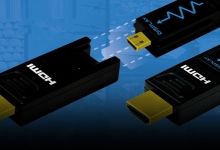BLUSTREAM ANNOUNCES OPTICAL COPPER HDMI CABLES