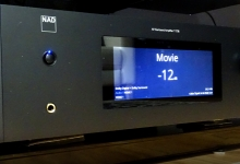 NAD Electronics T 778 Reference AV Receiver Review