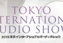 Tokyo International Audio Show is all go