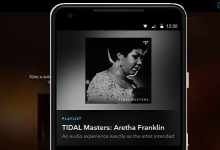 Iphone Now Supports MQA and gets Tidal Masters