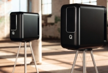 Q Acoustics Q Active Speakers Unveiled