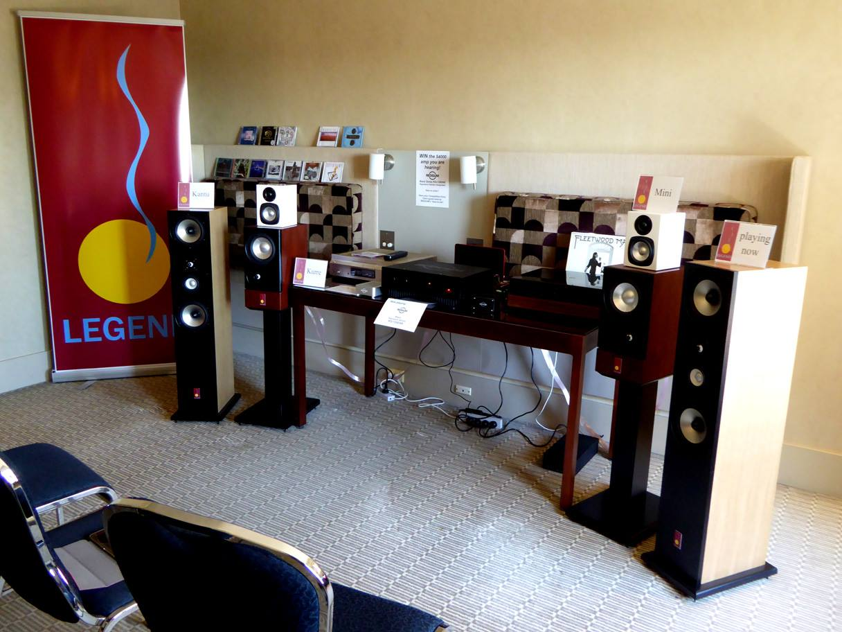 Legend Acoustics & Redgum Audio