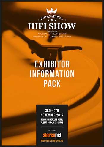 Australian HiFi Show Exhibitor Information