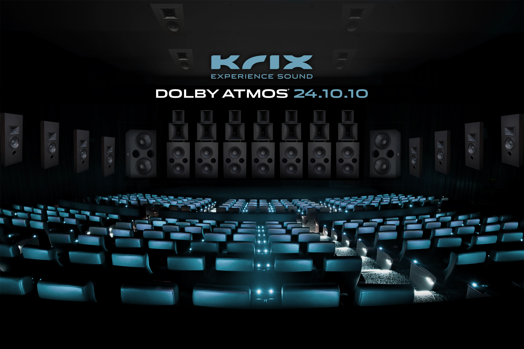 Krix 24.10.10 Dolby Atmos Demonstration