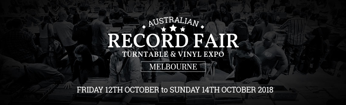2018 Australian Record Fair, Melbourne