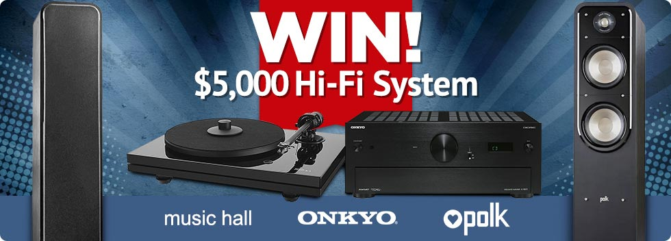 Win a Selby Hi-Fi System