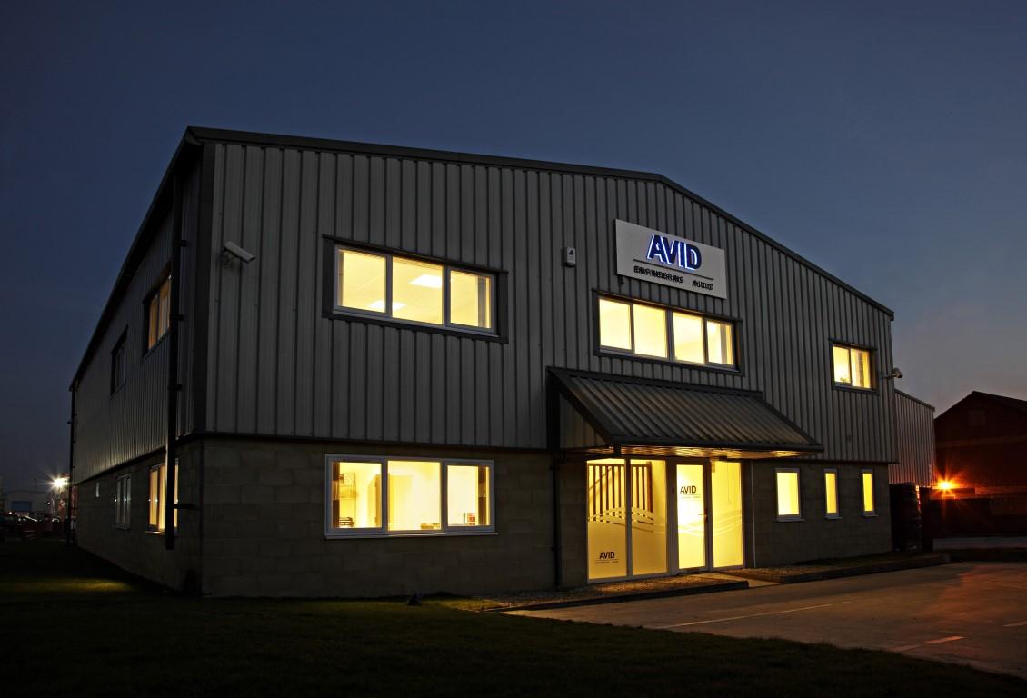 AVID HiFi's U.K Factory