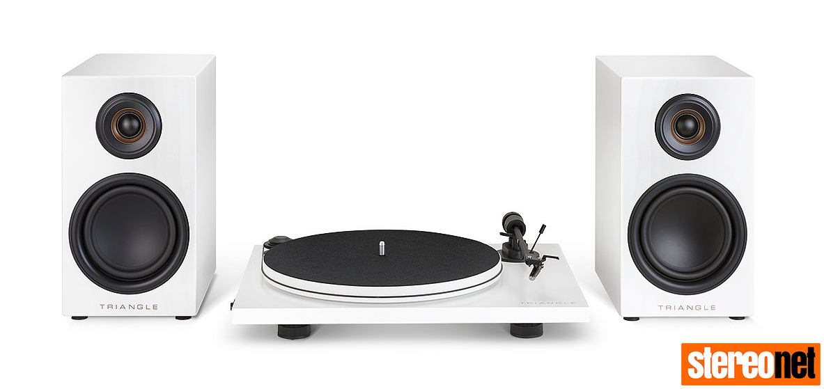 Triangle Elara Active Turntable Pack