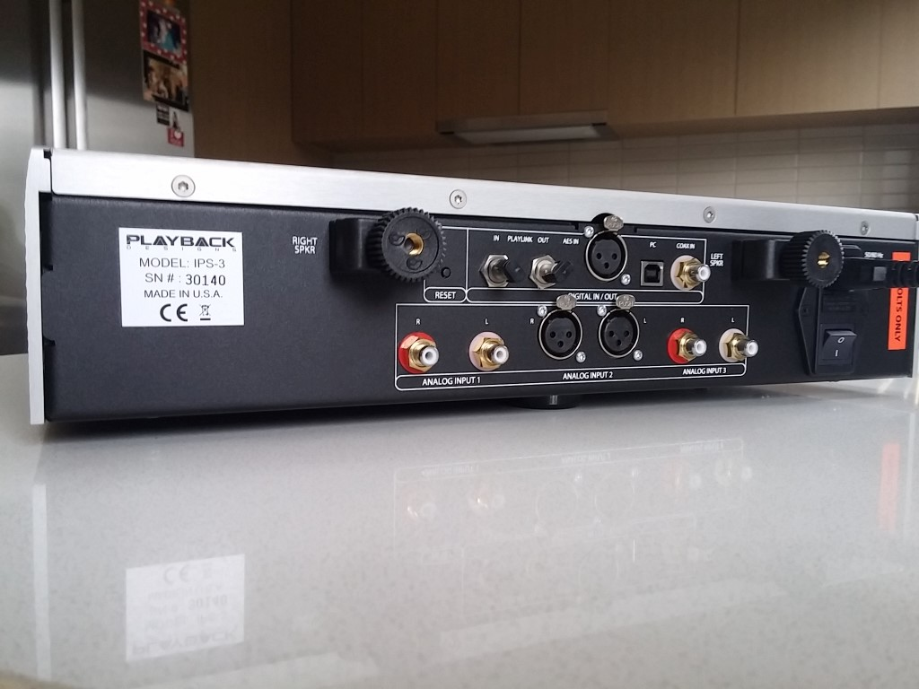 Review: Playback Designs IPS-3