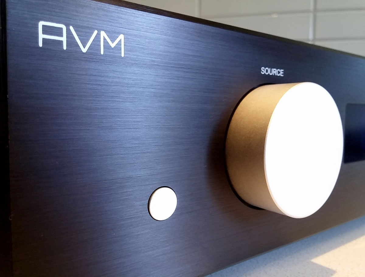 Review: AVM Evolution SD 3.2 Preamplifier with DAC