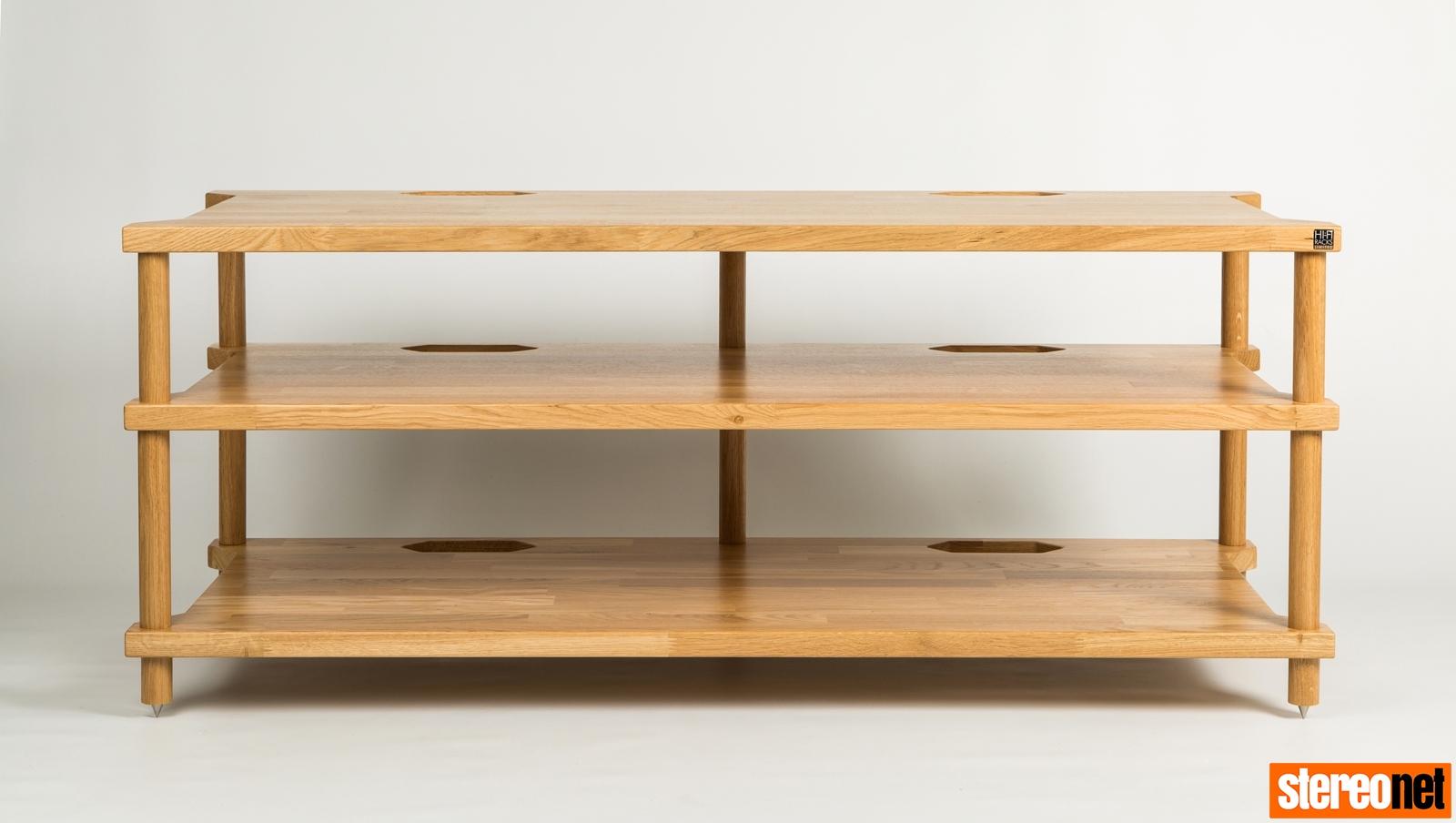 hi fi racks ltd announce new omnium8 modular rack stereonet united kingdom. Black Bedroom Furniture Sets. Home Design Ideas