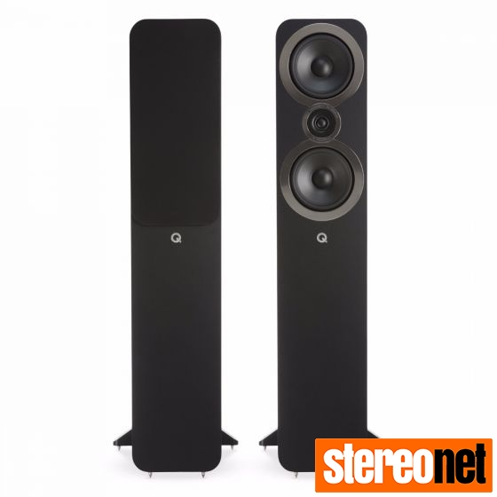 q acoustics 3050i front and back