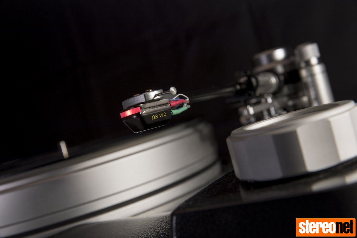 DS AUDIO DS-W2 optical cartridge