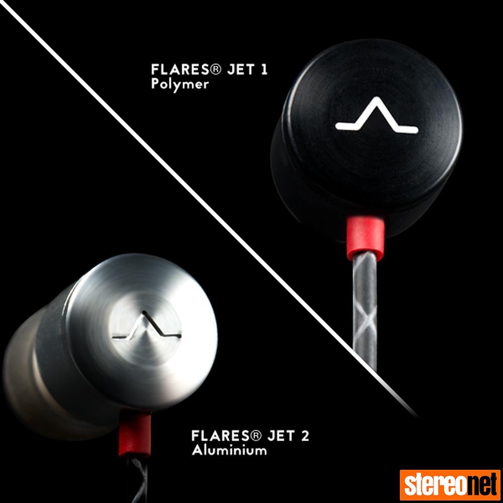 Flare Audio Flares Jet 1 Flares Jet 2