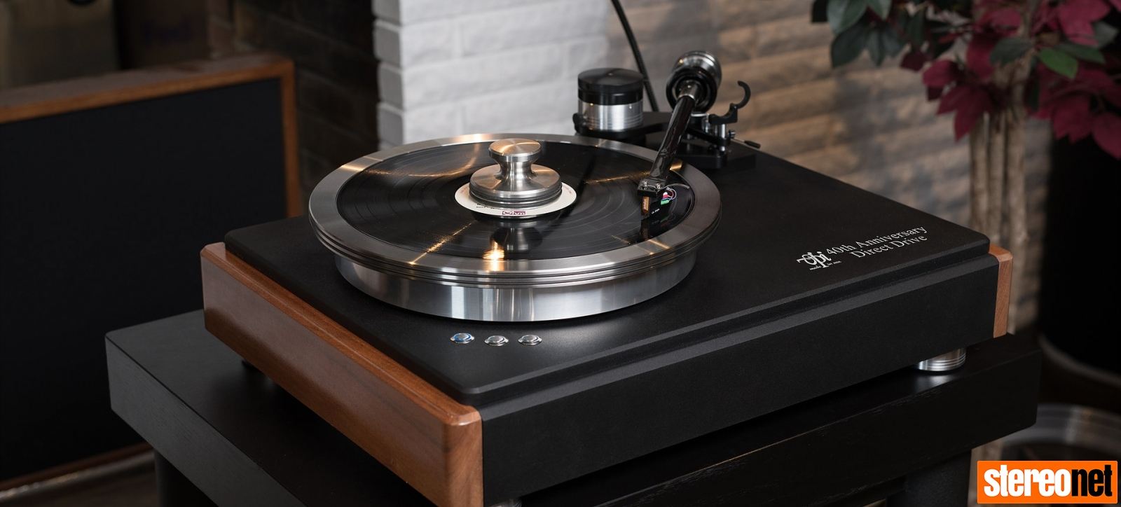 VPI HW-40 Direct Drive Turntable