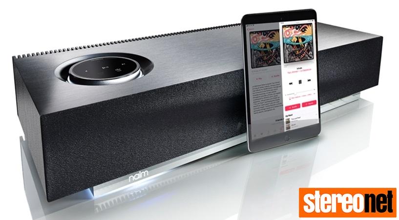 NAIM MU-SO with Apple AirPlay 2 Siri multiroom control