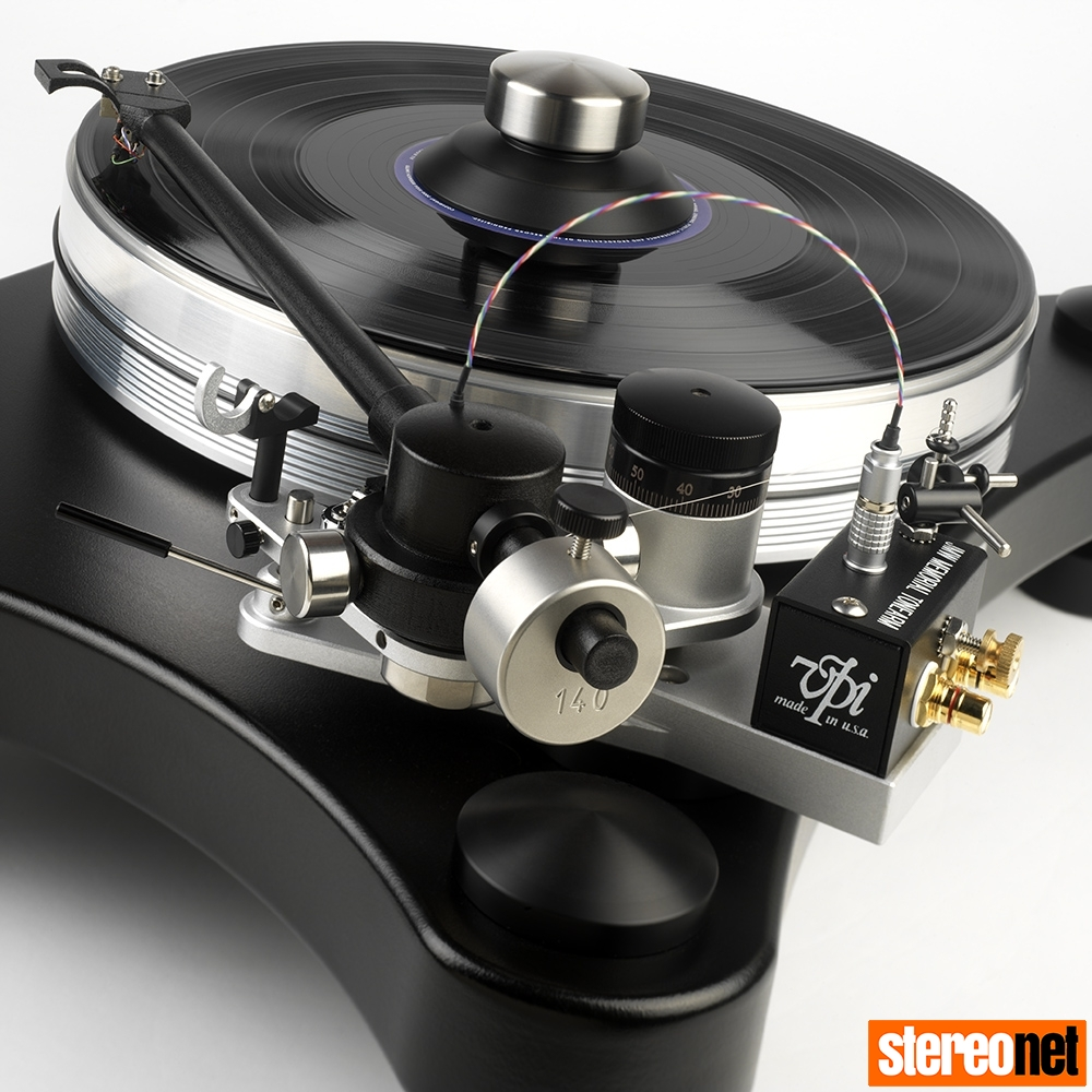 VPI Prime turntable review