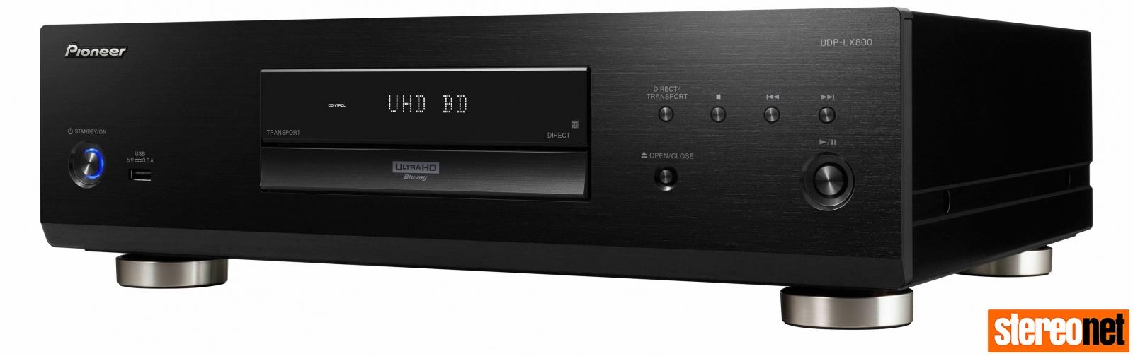 Pioneer UDP-LX800 HDR10+