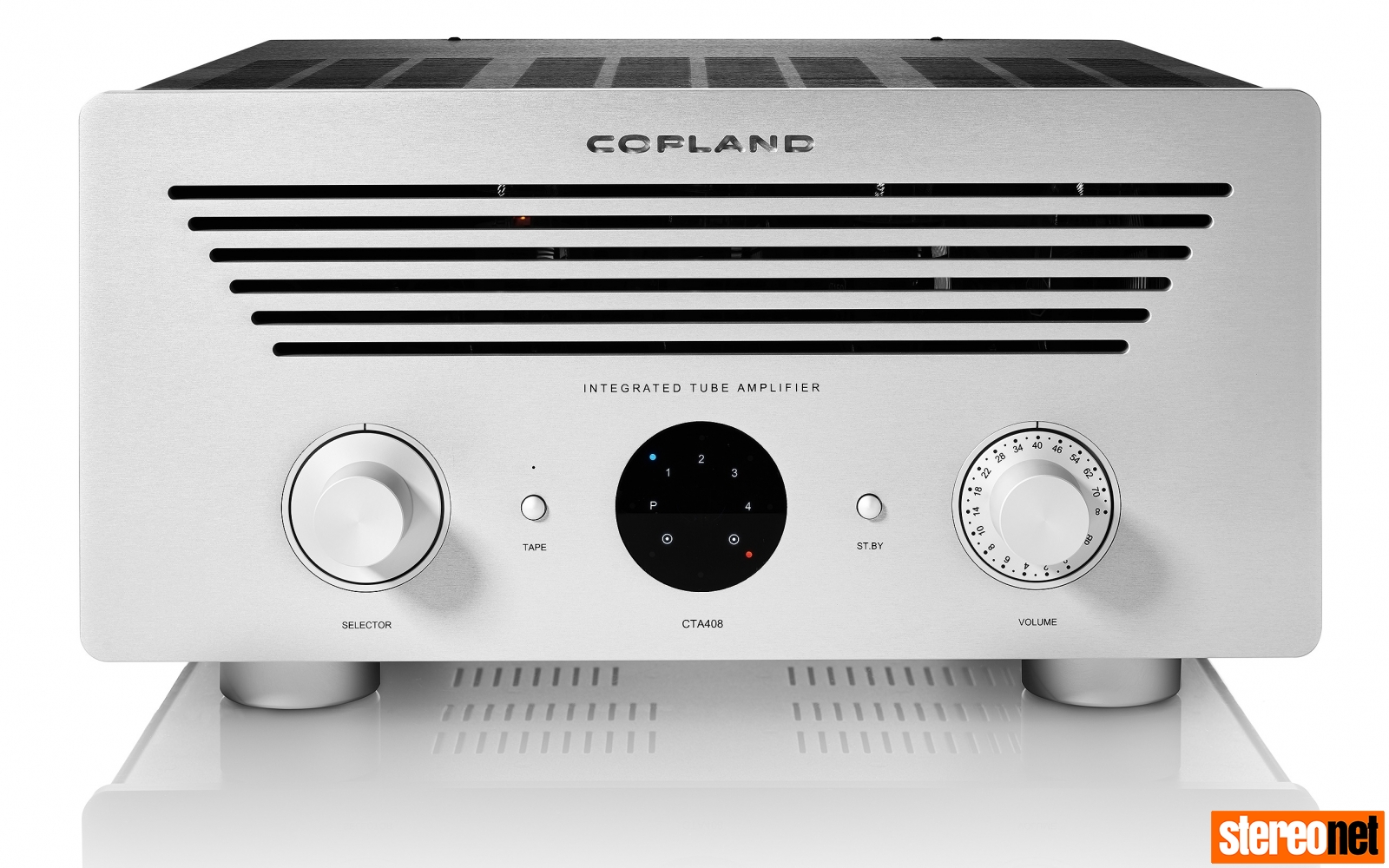 Copland CTA408 Integrated Tube Amplifier announced - UK