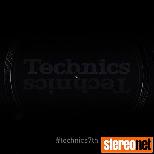 Technics SL-1200 MK7 slip mat teaser