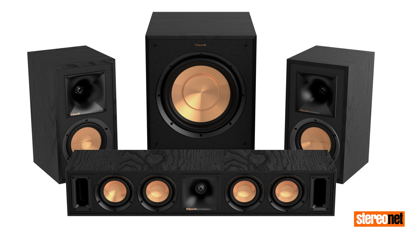 Klipsch CES 2019 wireless 5.1 reference speakers