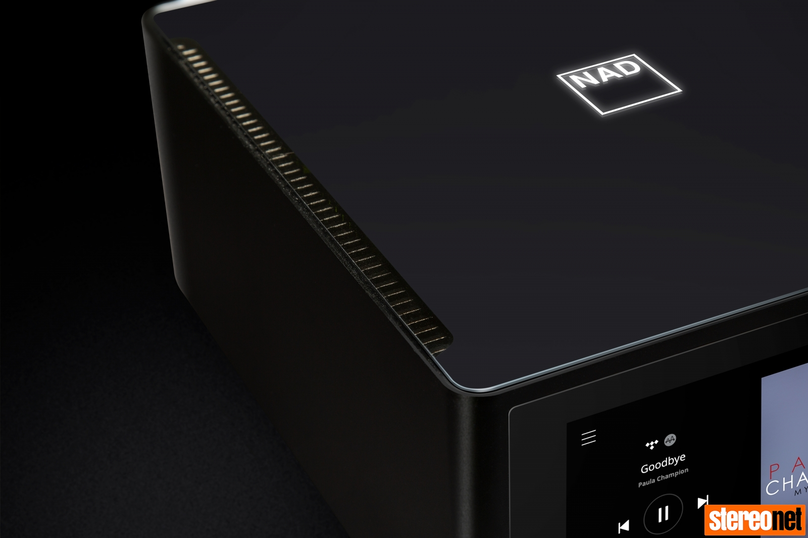 NAD Electronics Masters M10 networked amplifier - CES 2019
