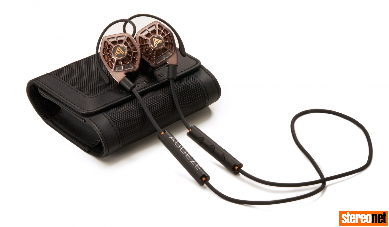 Audeze iSINE CIPHER wireless Bluetooth earphones