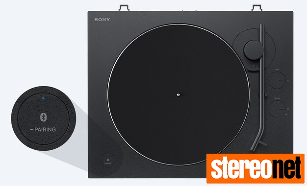 Sony PS-LX310BT Bluetooth turntable Bristol Hi-Fi Show 2019