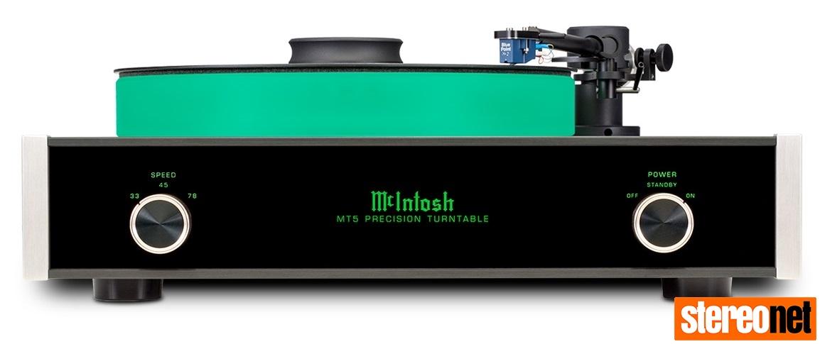 McIntosh MT5 review