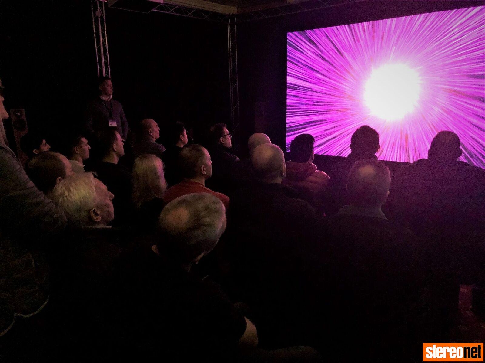 PMC Dolby Atmos Bristol HiFi Show 2019