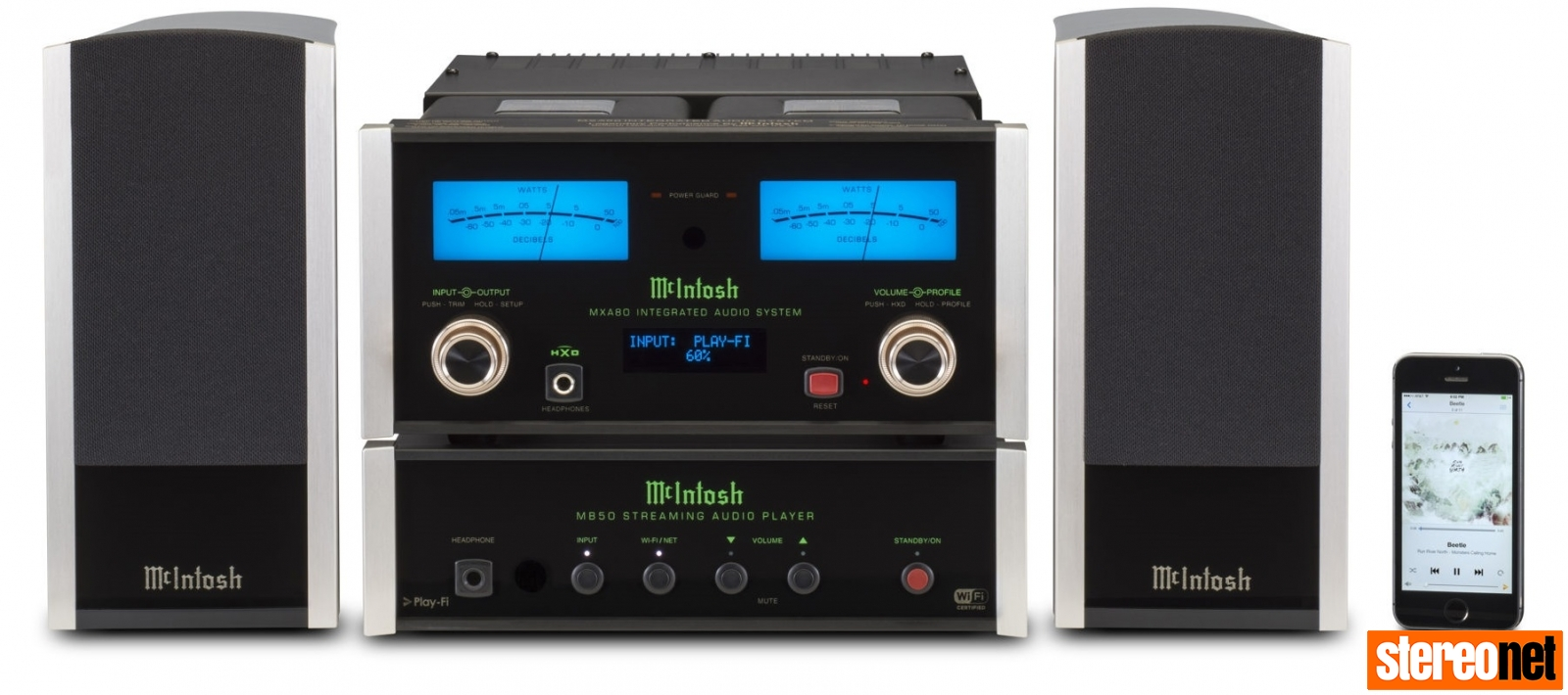 McIntosh Roon Tested