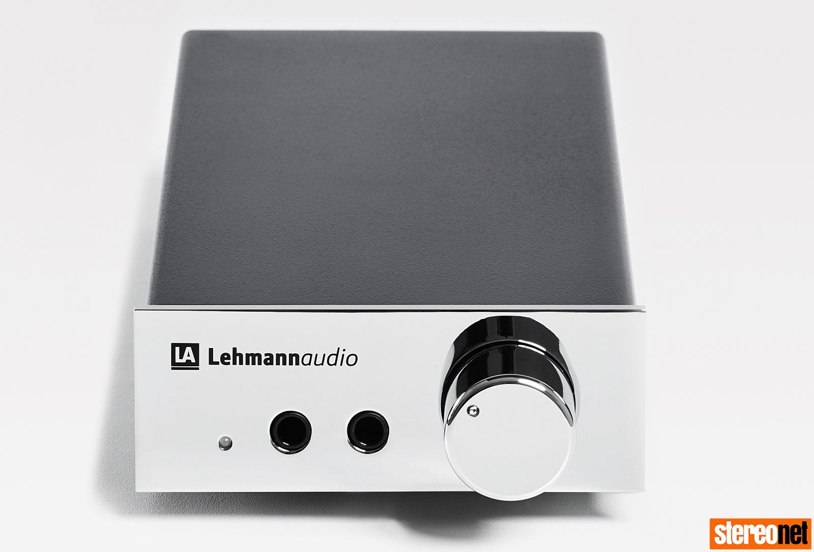 Lehmannaudio Linear Headphone Amp
