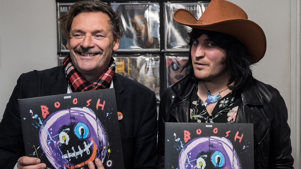 Mighty Boosh RSD 2019