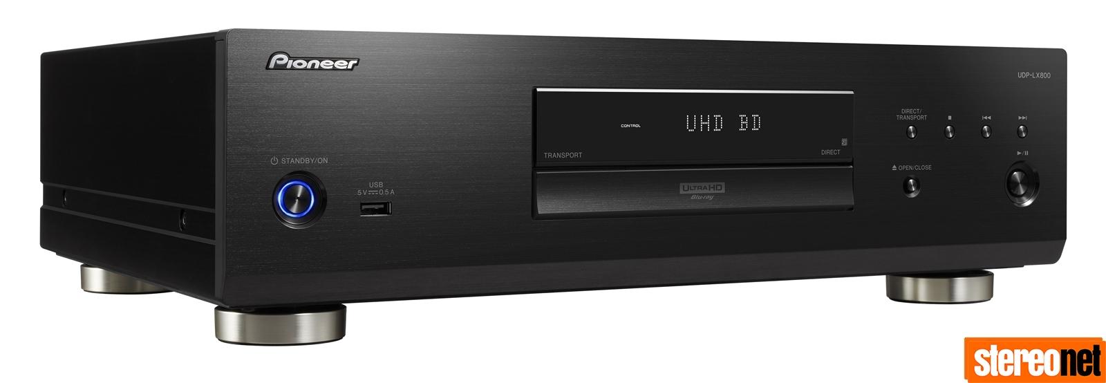 Pioneer UDP-LX800 Review