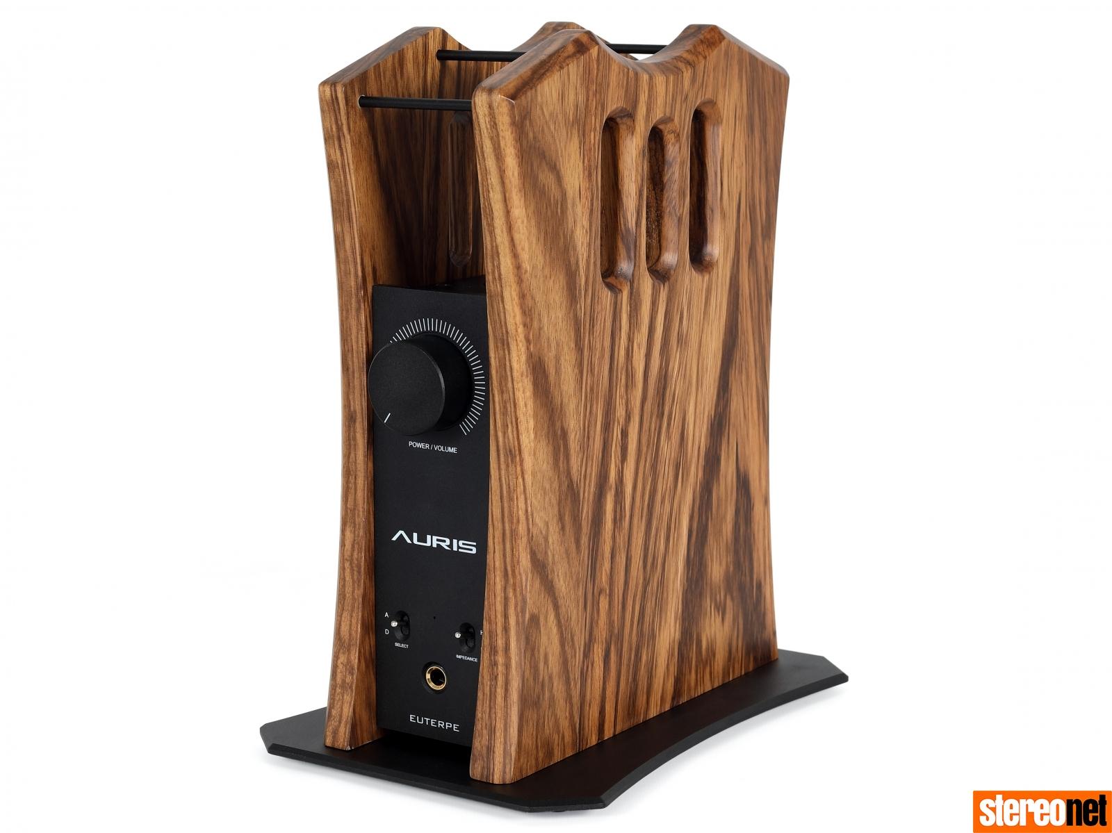 Auris Euterpe Heaphone Amp