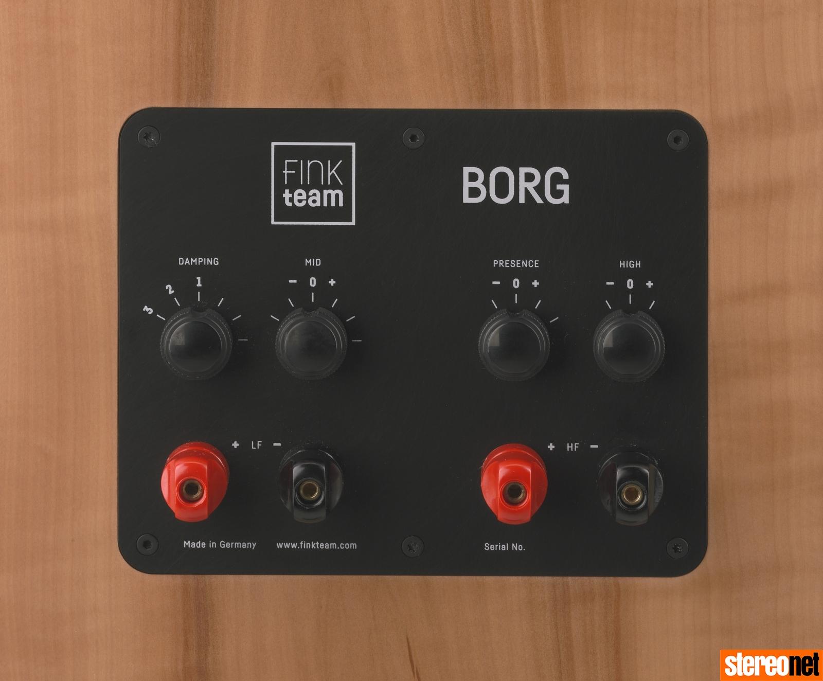 FinkTeam Borg