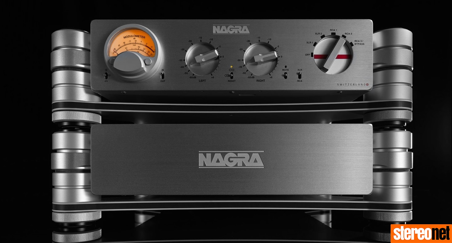 High End Munich 2019: Nagra Presents Full HD Set-Up and