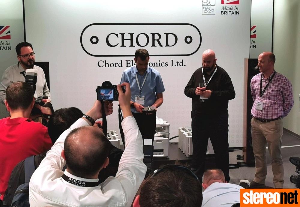 Chord Electronics Munich 2019