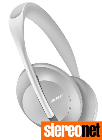Bose Smart Noise Cancelling Headphones 700