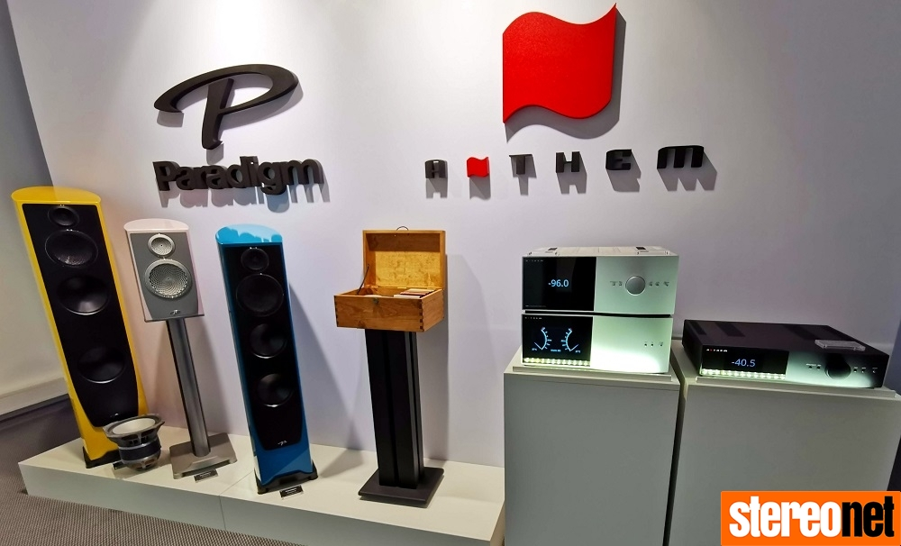 Paradigm and Anthem High End Munich 2019 Report